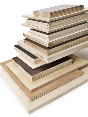 Particleboards for furniture manufacture