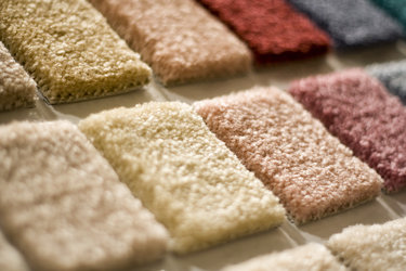 premium carpets for private homes samples