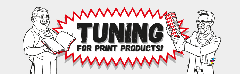 """Tuning for Print Products"" (2016)"